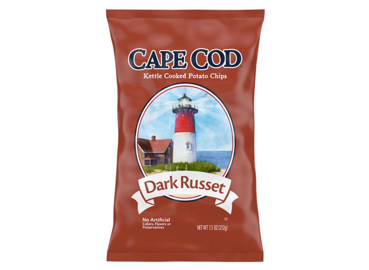 cape cod dark russet