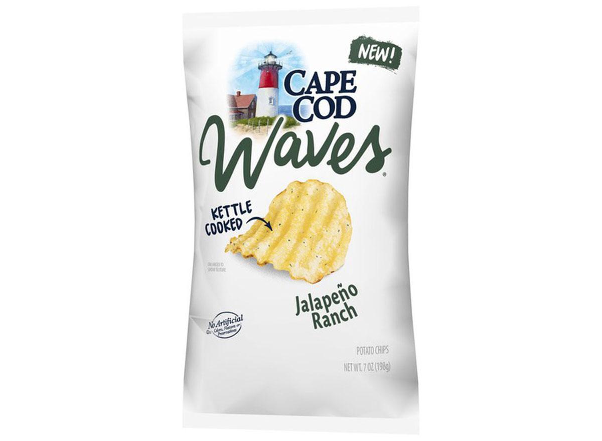 cape cod waves jalapeno ranch