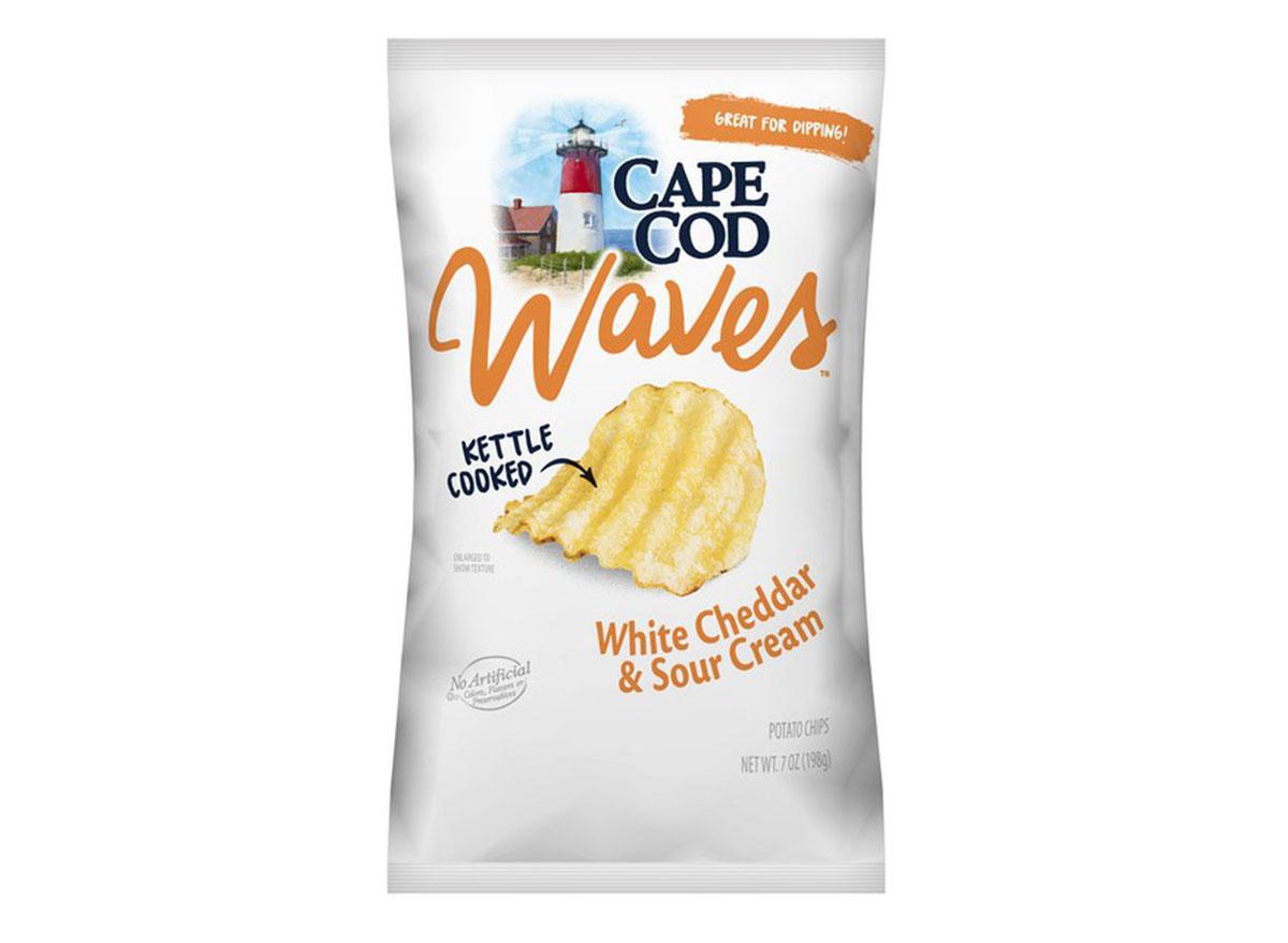 cape cod waves white cheddar sour cream