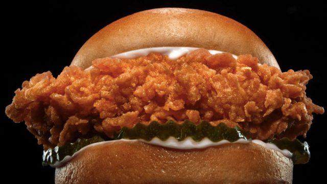 carls jr chicken sandwich