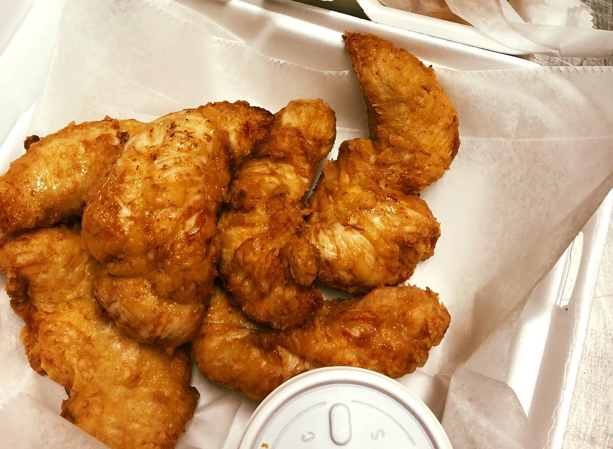 chicken charlies to-go chicken strips