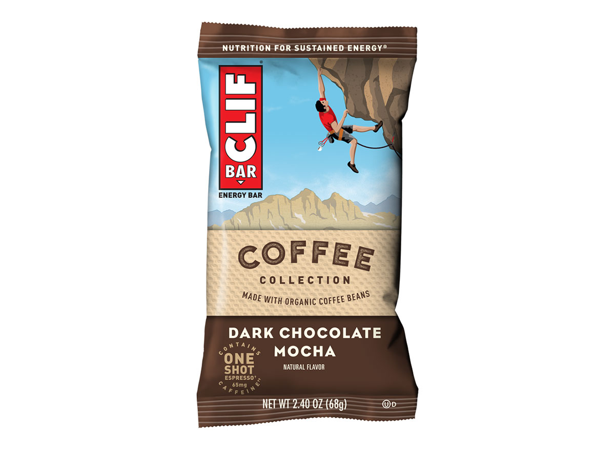 clif dark chocolate mocha
