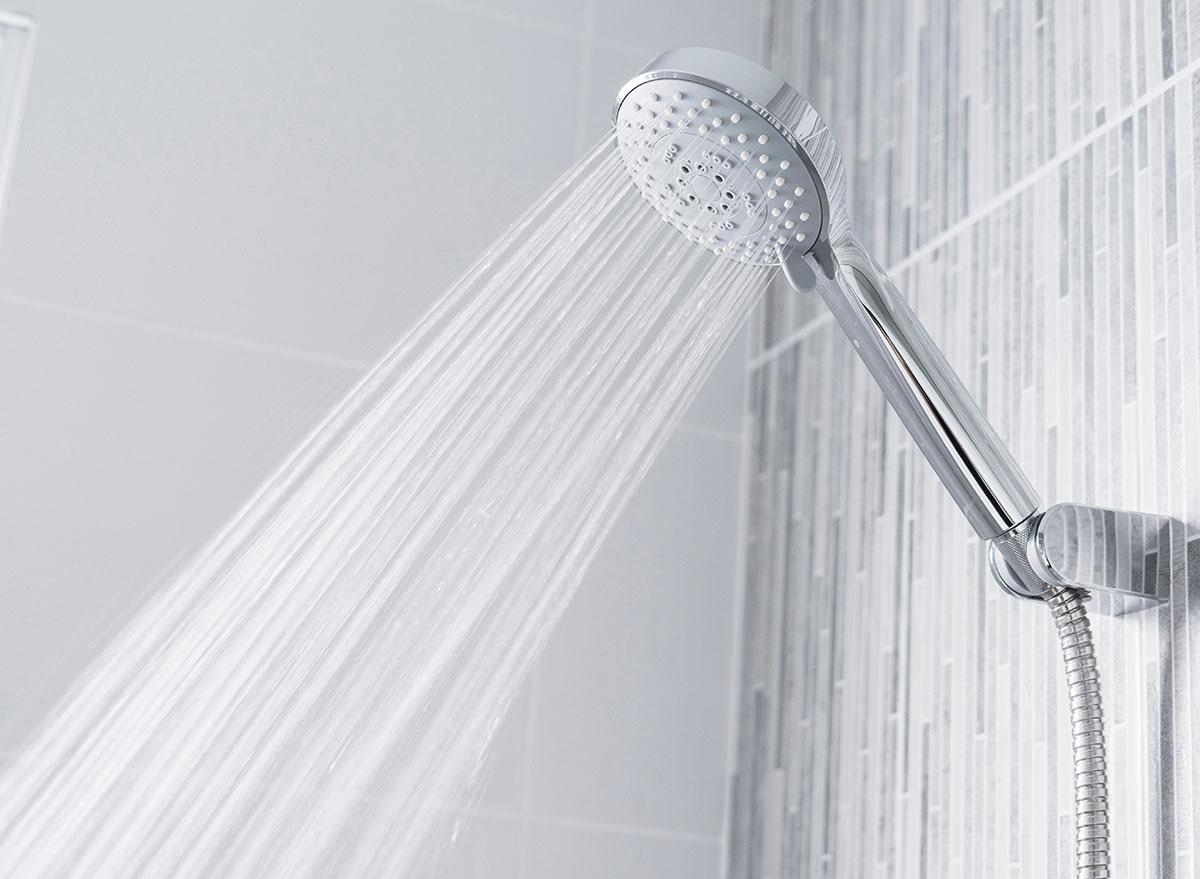 cold shower