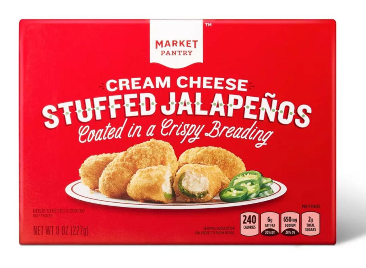 cream cheese stuffed jalapenos