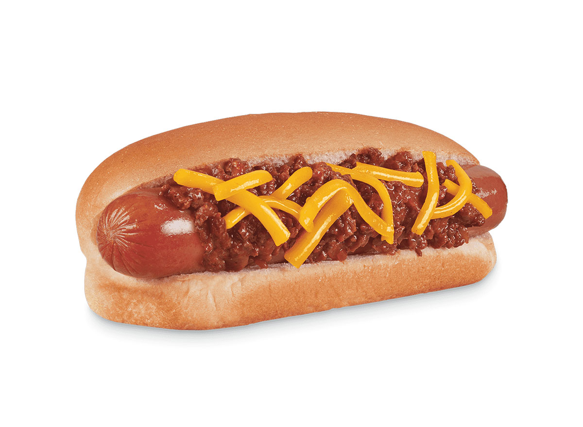 dairy queen chili cheese dog