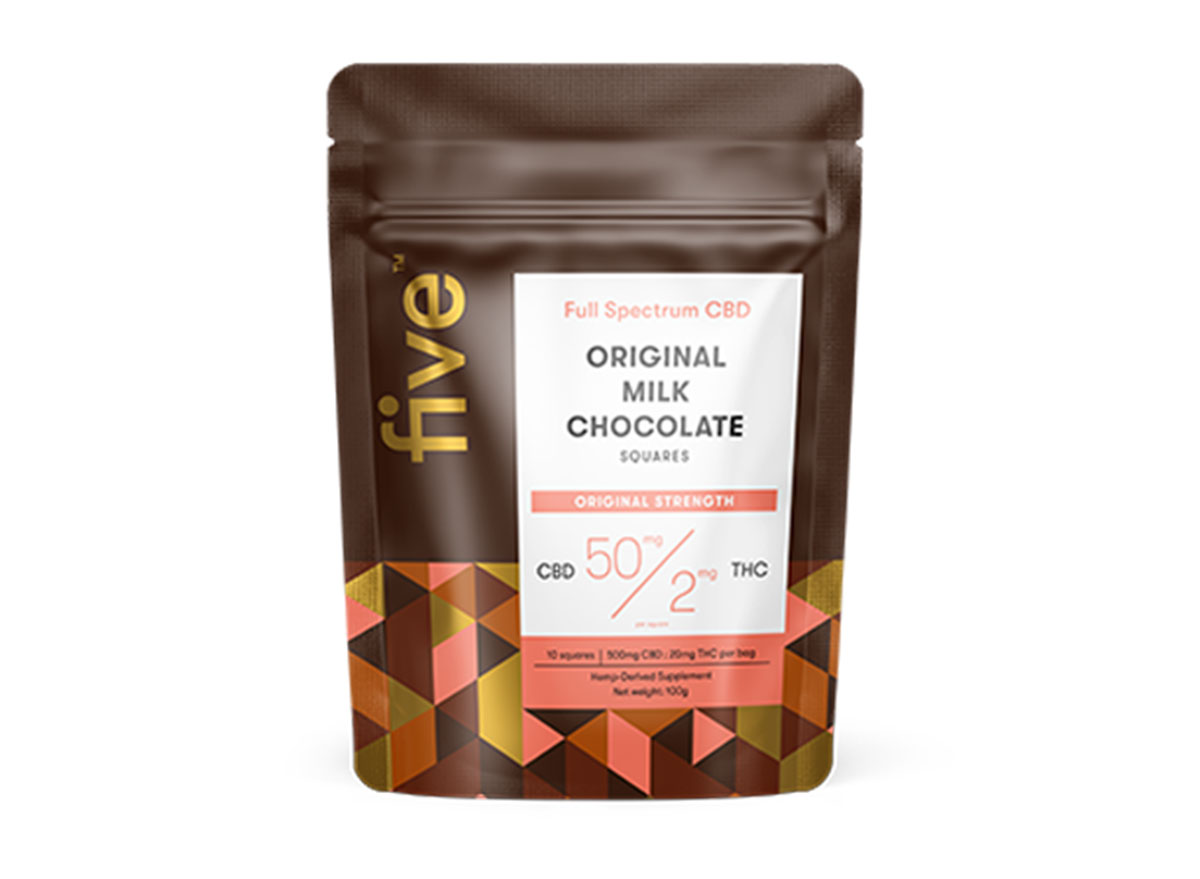 five original milk chocolate