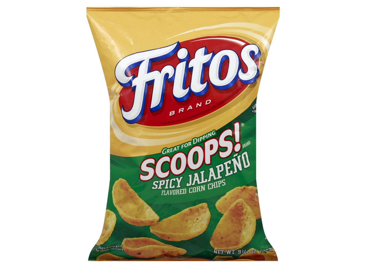 fritos scoops spicy jalapeno