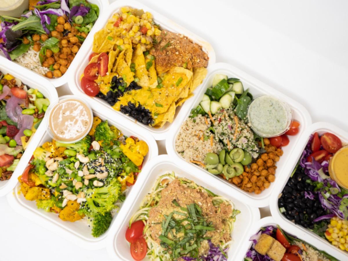 GO Buddha Food Box