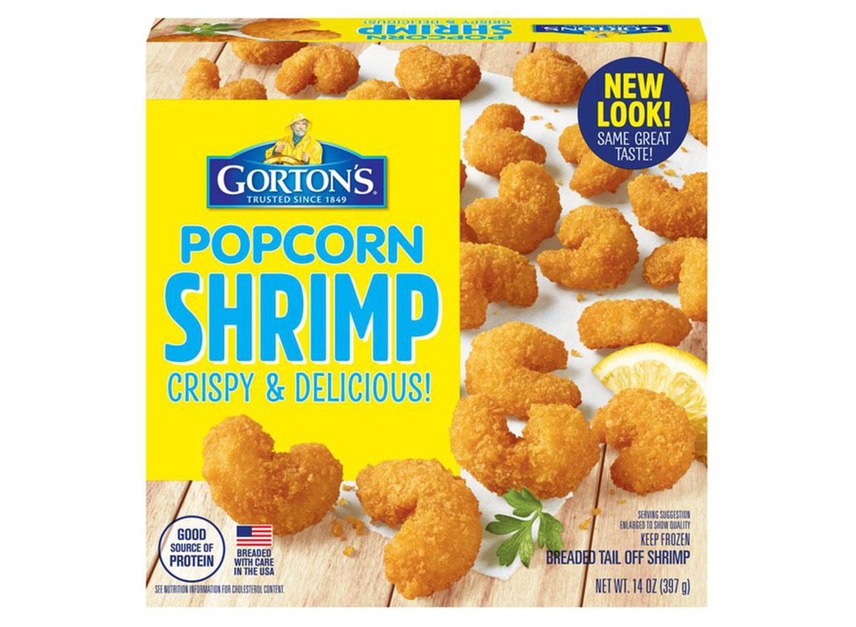 gortons popcorn shrimp