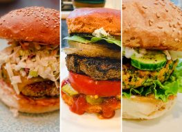 Healthy Memorial Day Burger Ideas Straight From a Chef