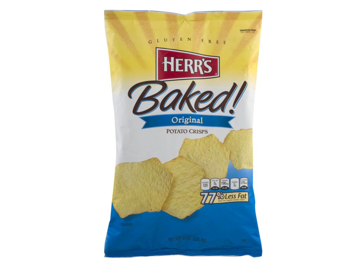 herrs baked original
