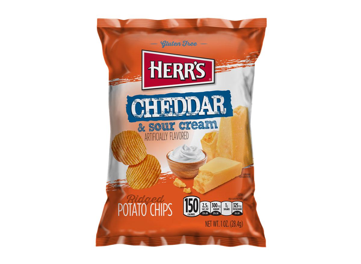herrs cheddar sour cream