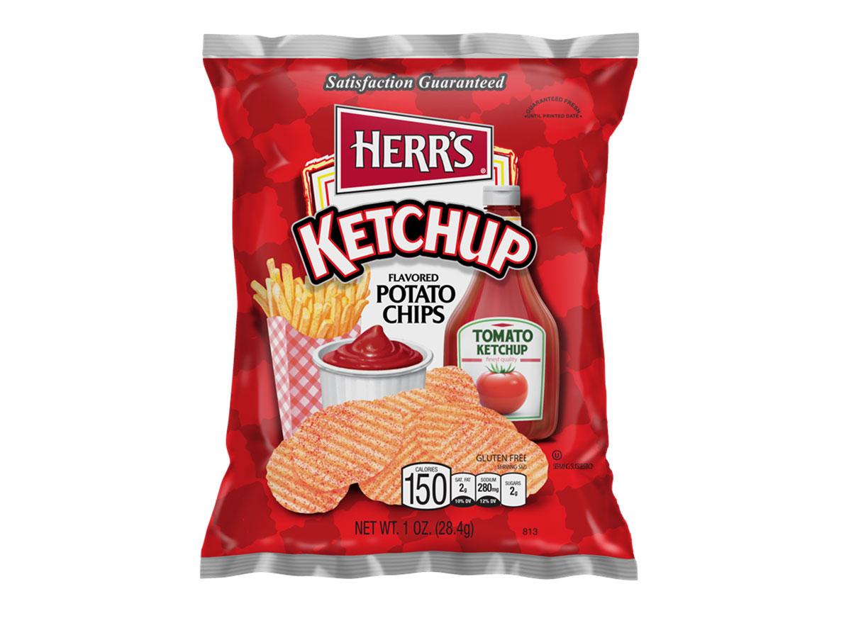 herrs ketchup