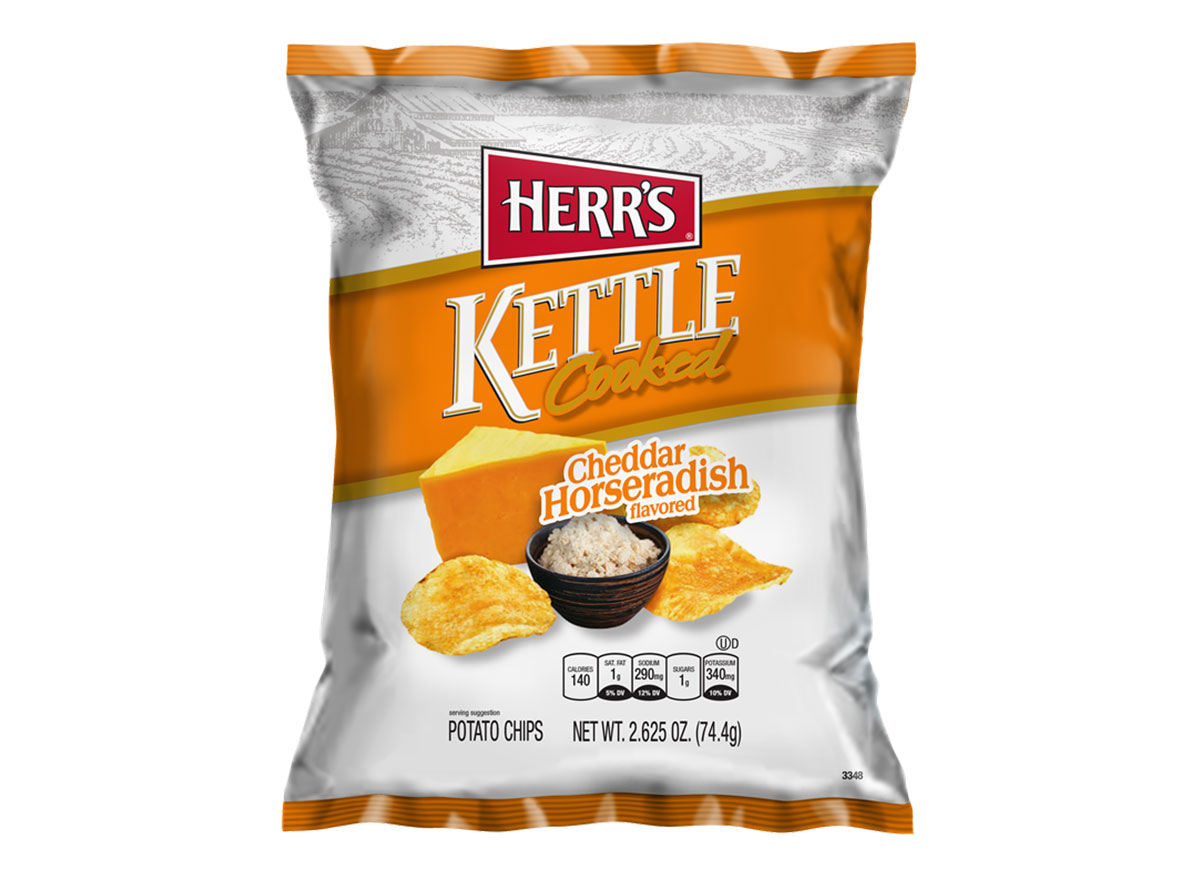 herrs kettle cooked cheddar horseradish