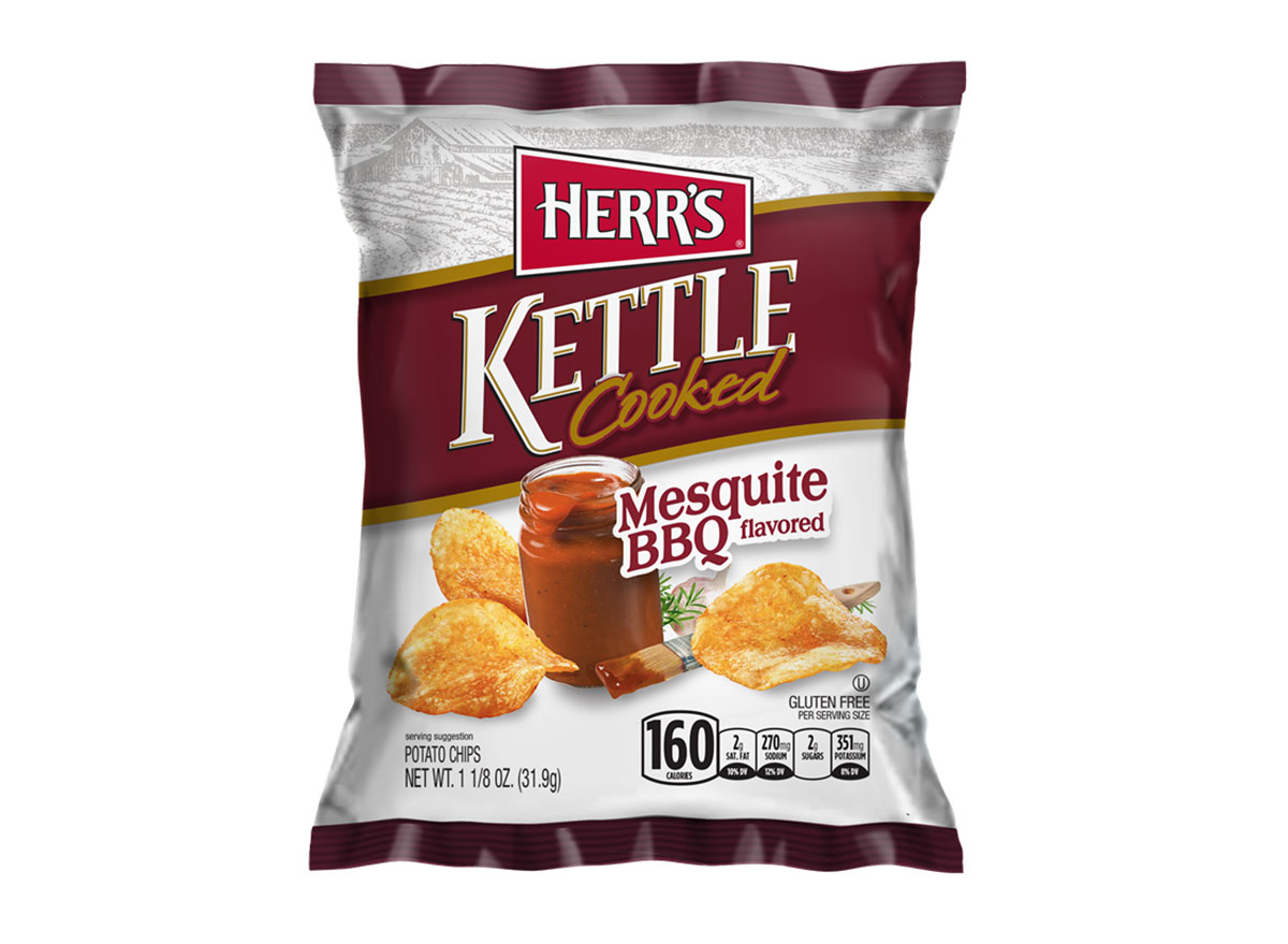 herrs kettle cooked mesquite bbq