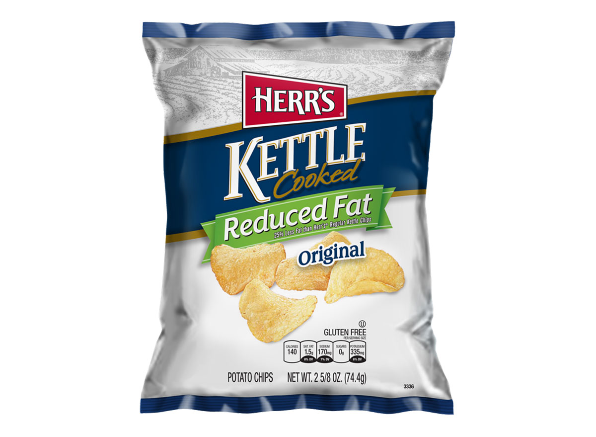 herrs kettle cooked reduced fat