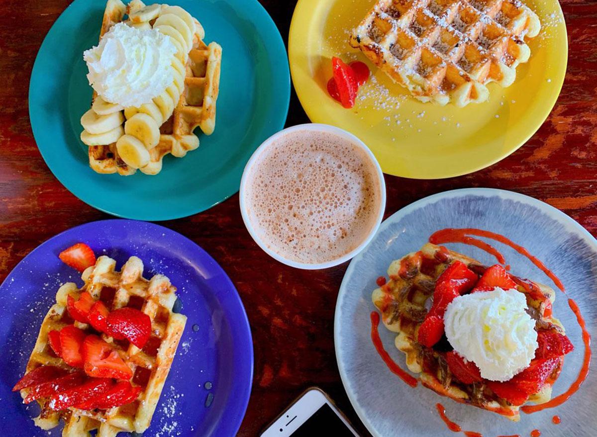 idaho waffle me up