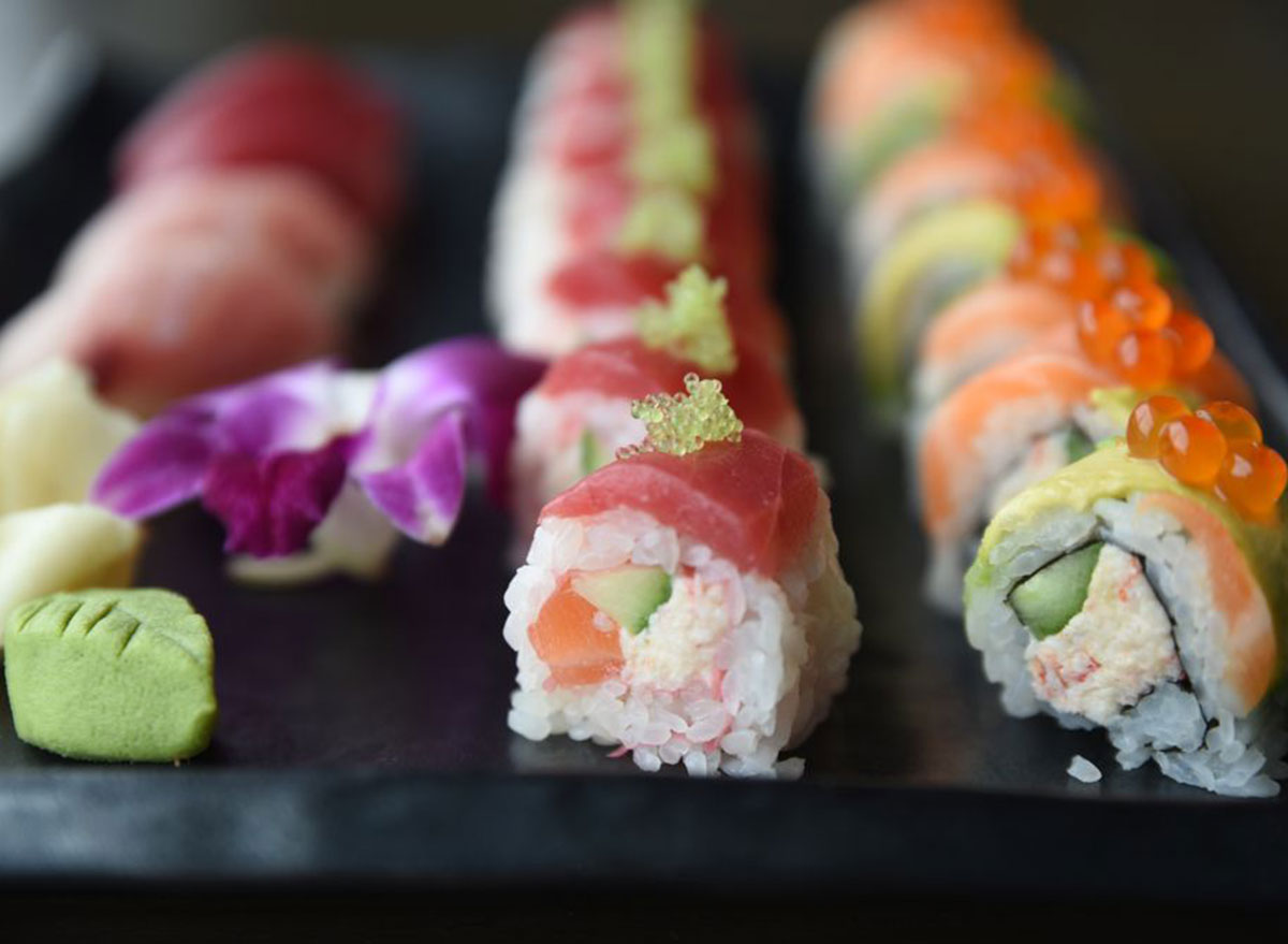 indiana blue sushi sake grill