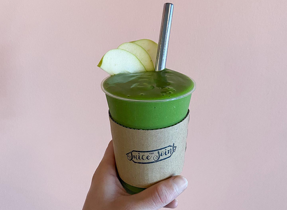 juice joint green smoothie