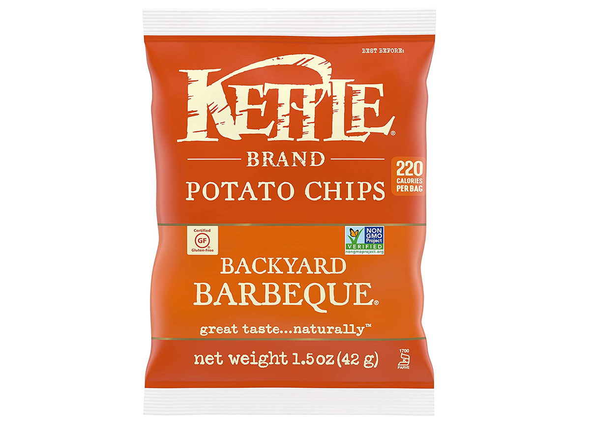 kettle brand backyard barbeque