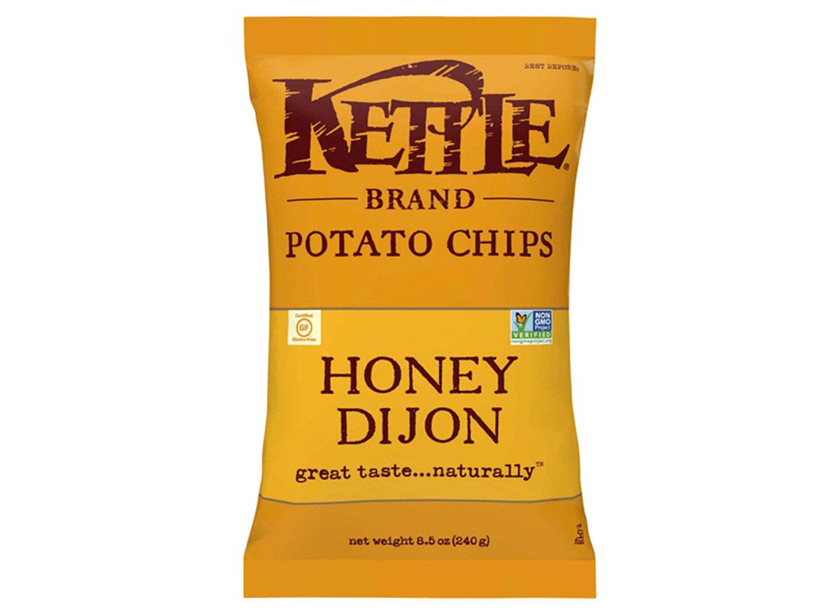 kettle brand honey dijon