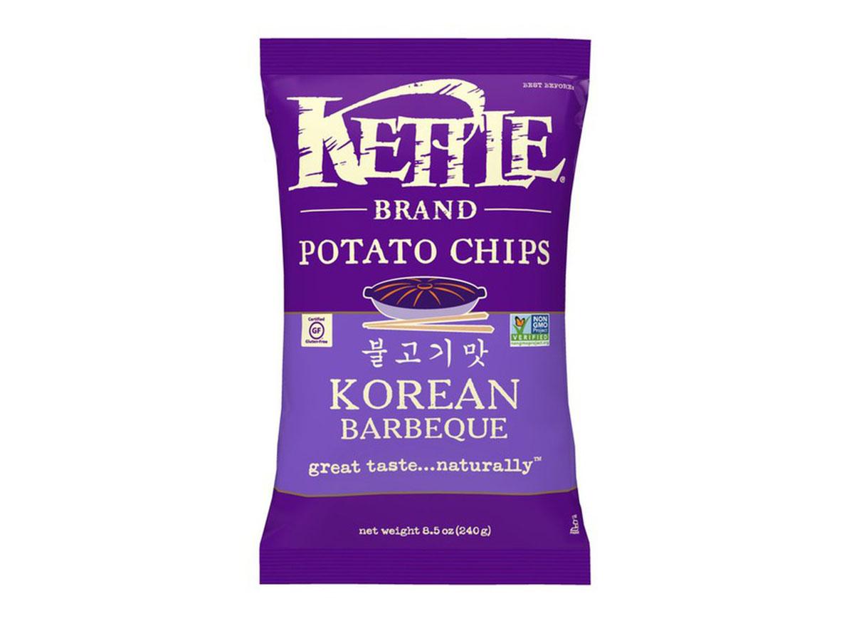 kettle brand korean barbeque