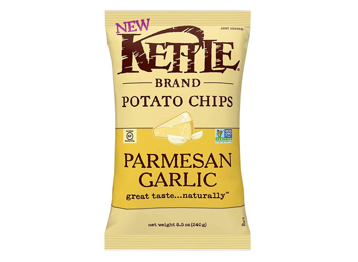kettle brand parmesan garlic