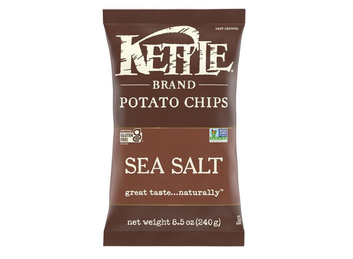 kettle brand sea salt