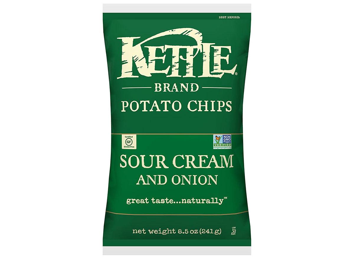 kettle brand sour cream onion