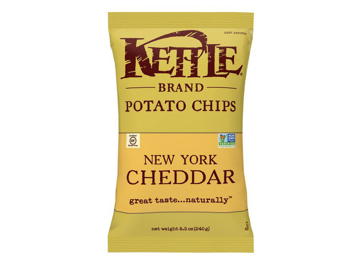 kettle brand white cheddar