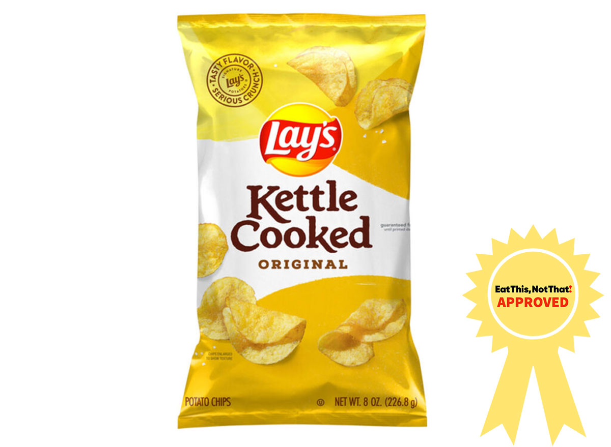 lays kettle cooked original