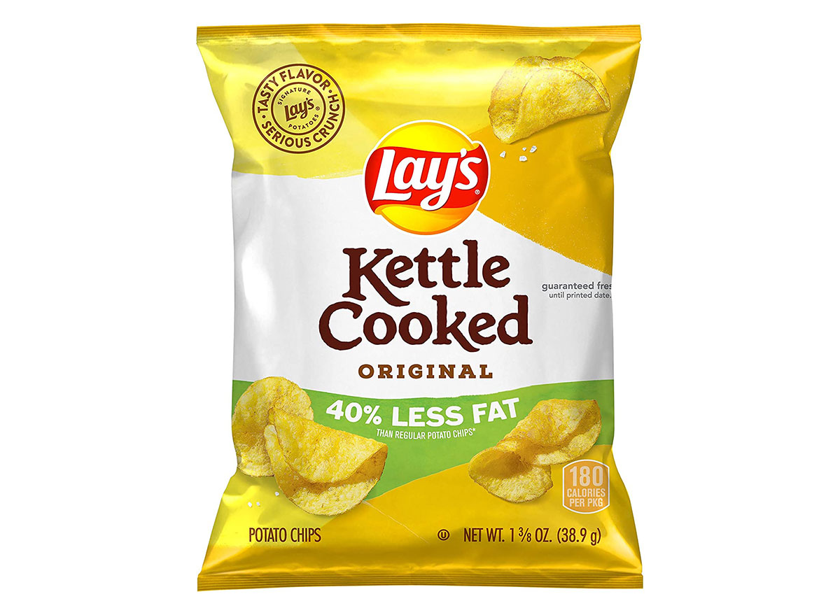 lays kettle cooked original reduced fat