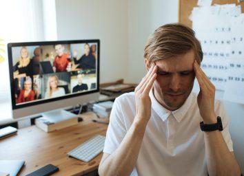 zoom call fatigue