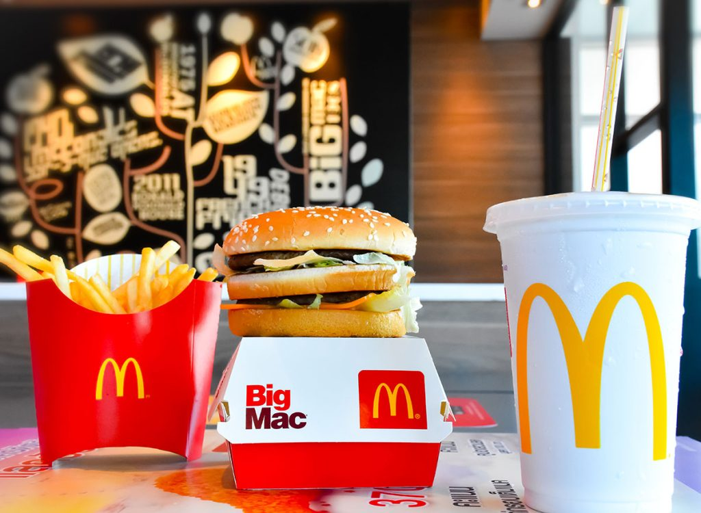 The Most Popular Fast Food the Year You Were Born   Eat This Not That