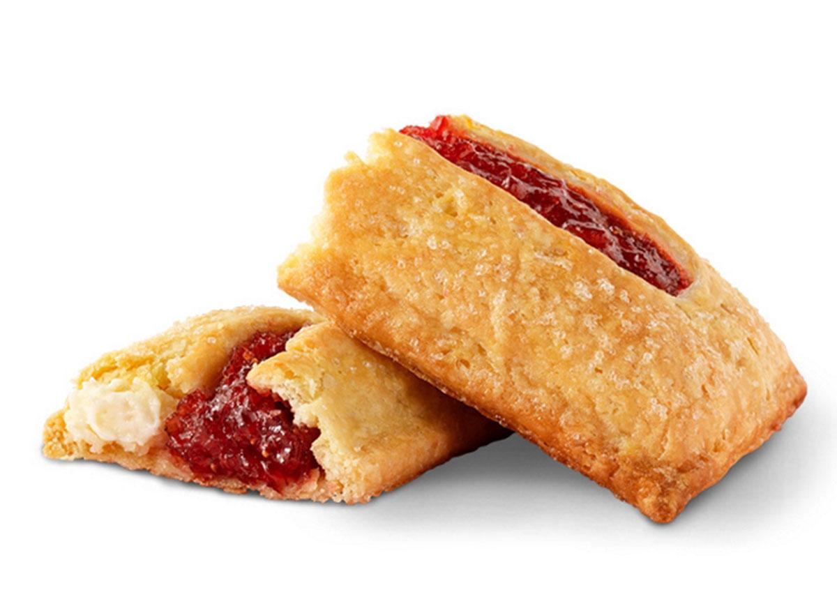 mcdonalds strawberry creme pie