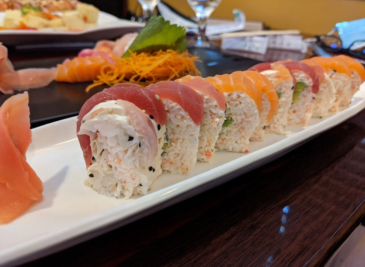 mississippi fuji sushi house