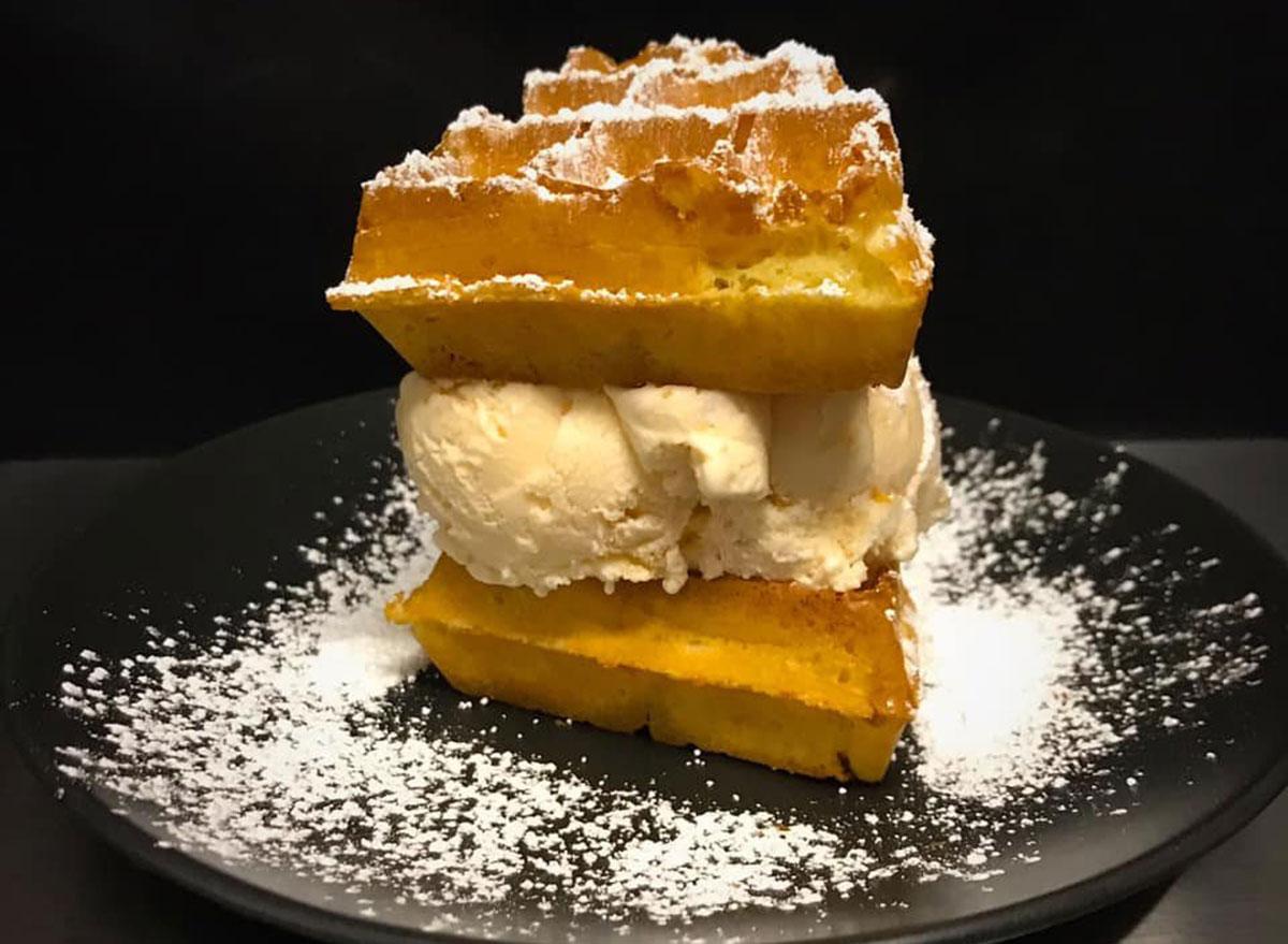 missouri boardwalk waffles ice cream
