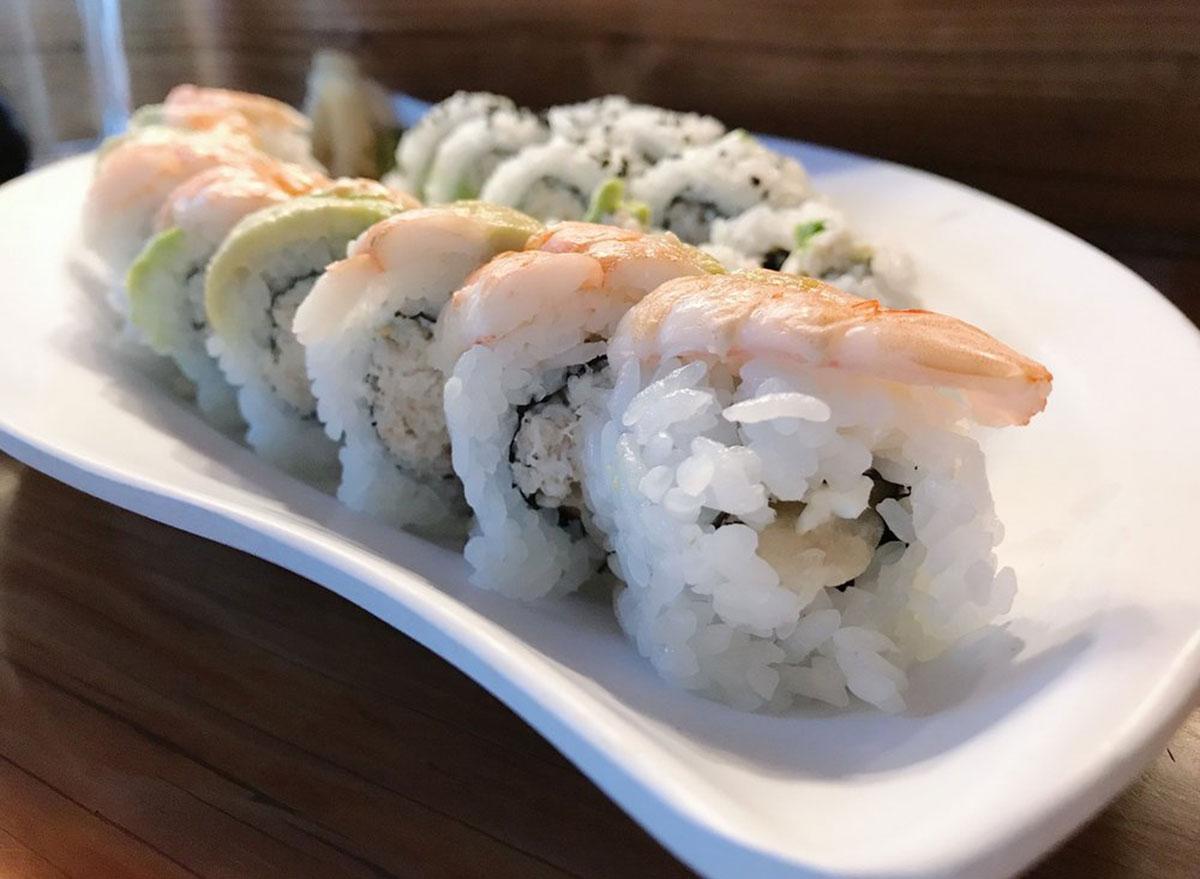 montana daves sushi