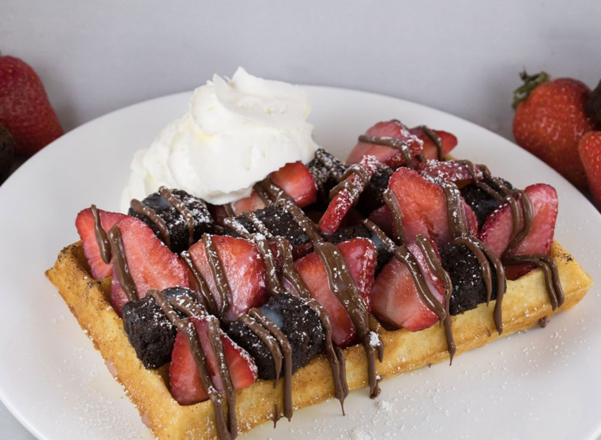 montana stuffed crepes waffles
