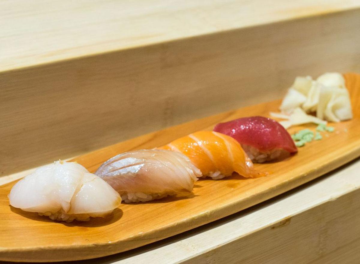 new york sushi yasuda