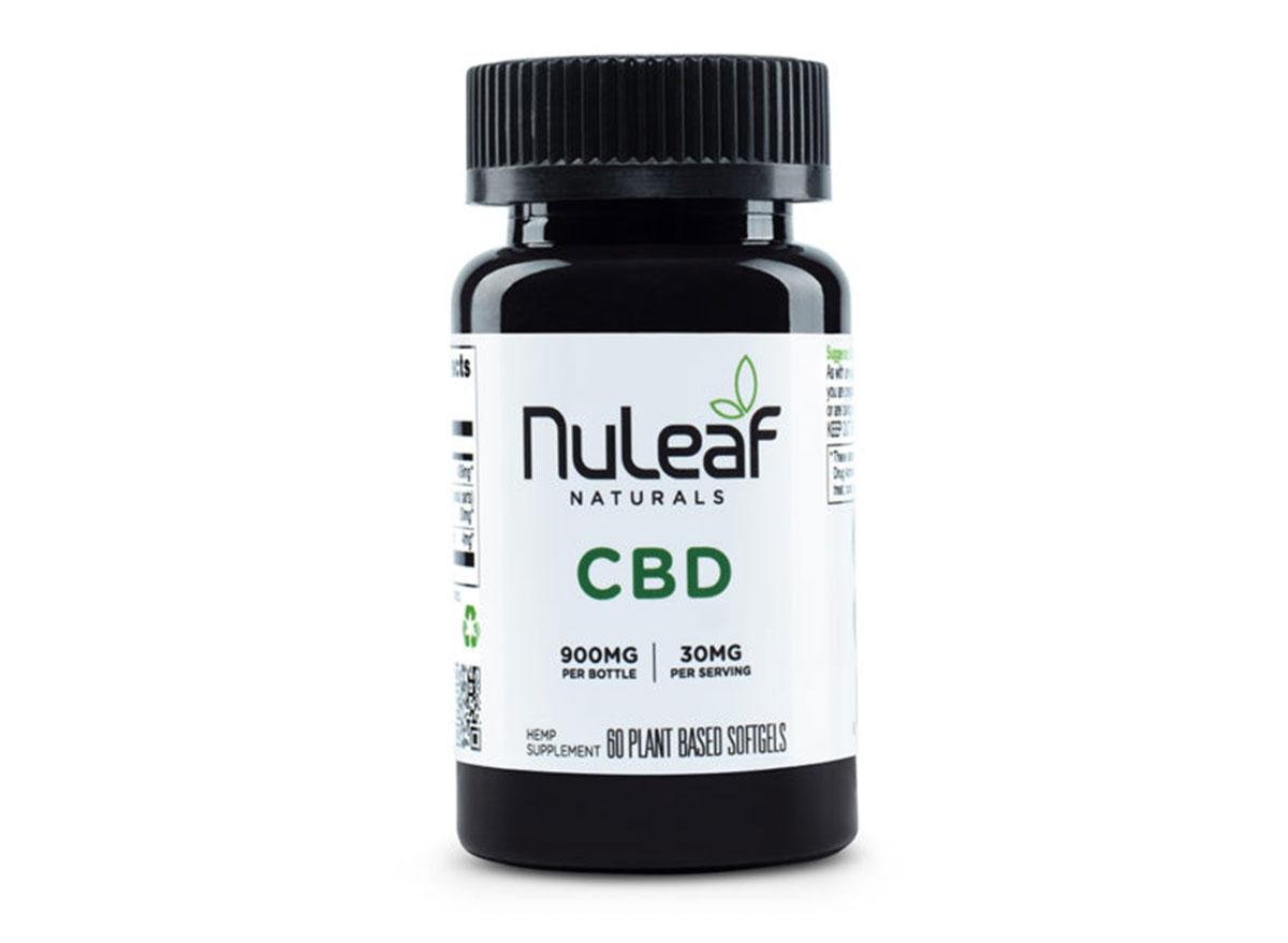 nucleaf cbd
