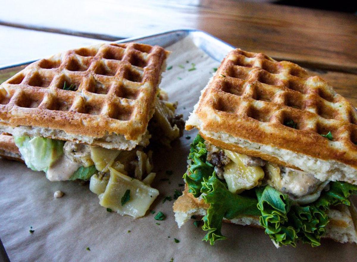 oklahoma waffle champion