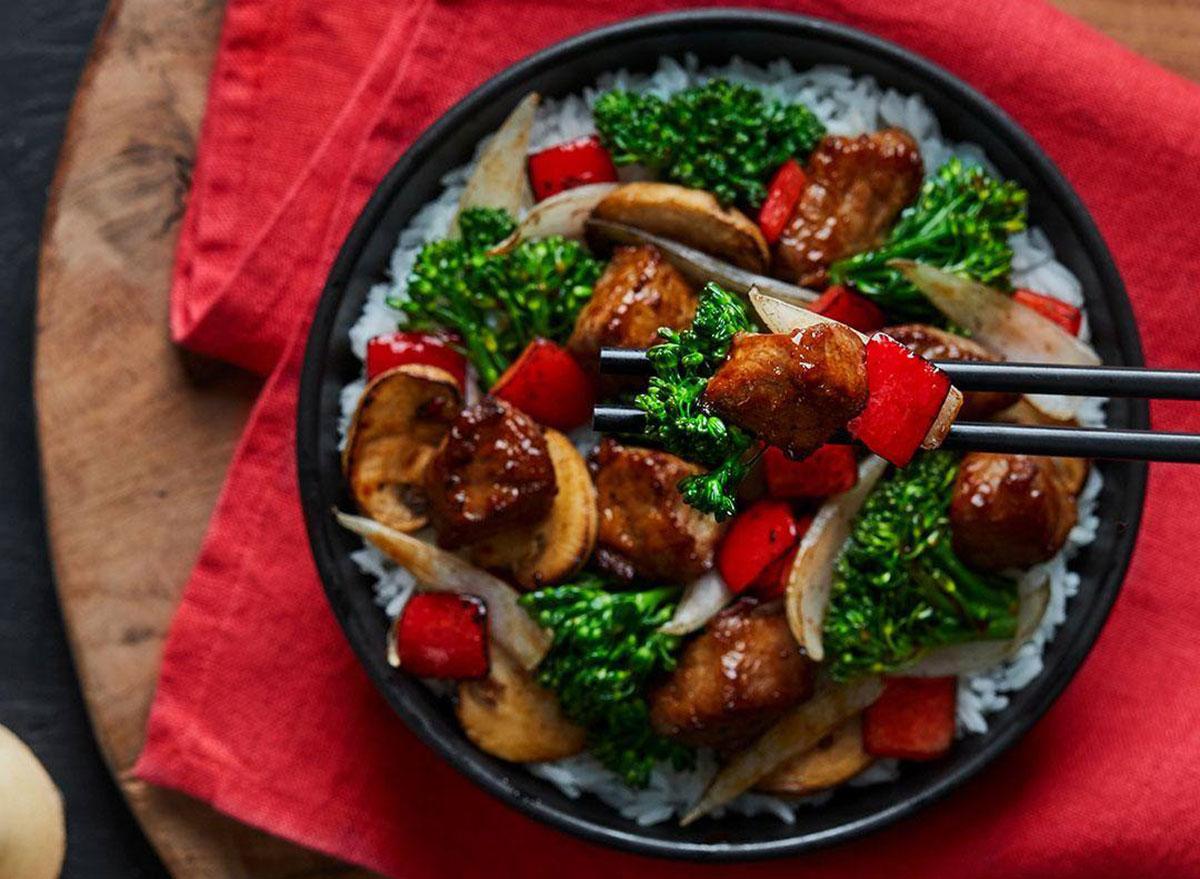 panda express stir fry