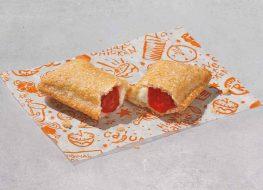 popeyes strawberry cream cheese pie