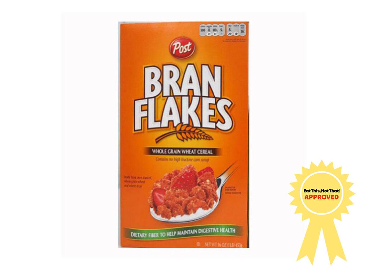 post bran flakes