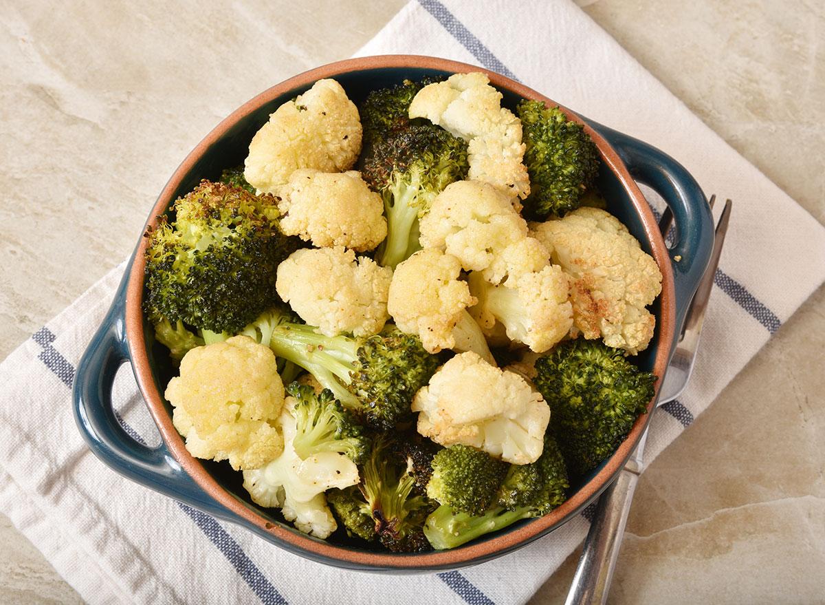 roasted cruciferous vegetables