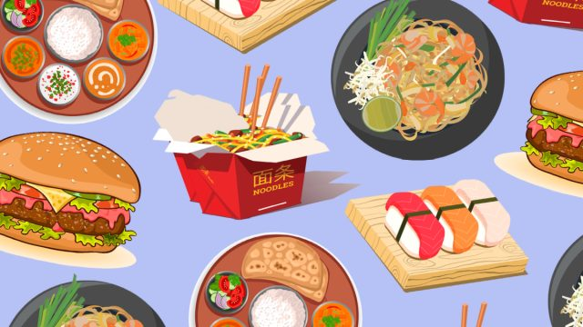 takeout foods