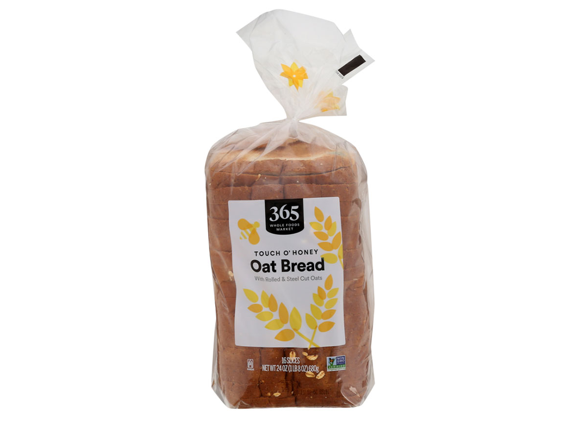 touch o honey oat bread