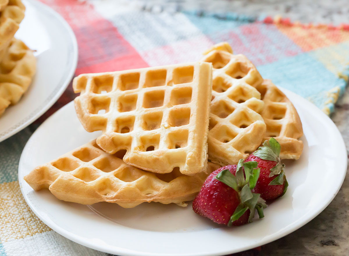 vermont waffle
