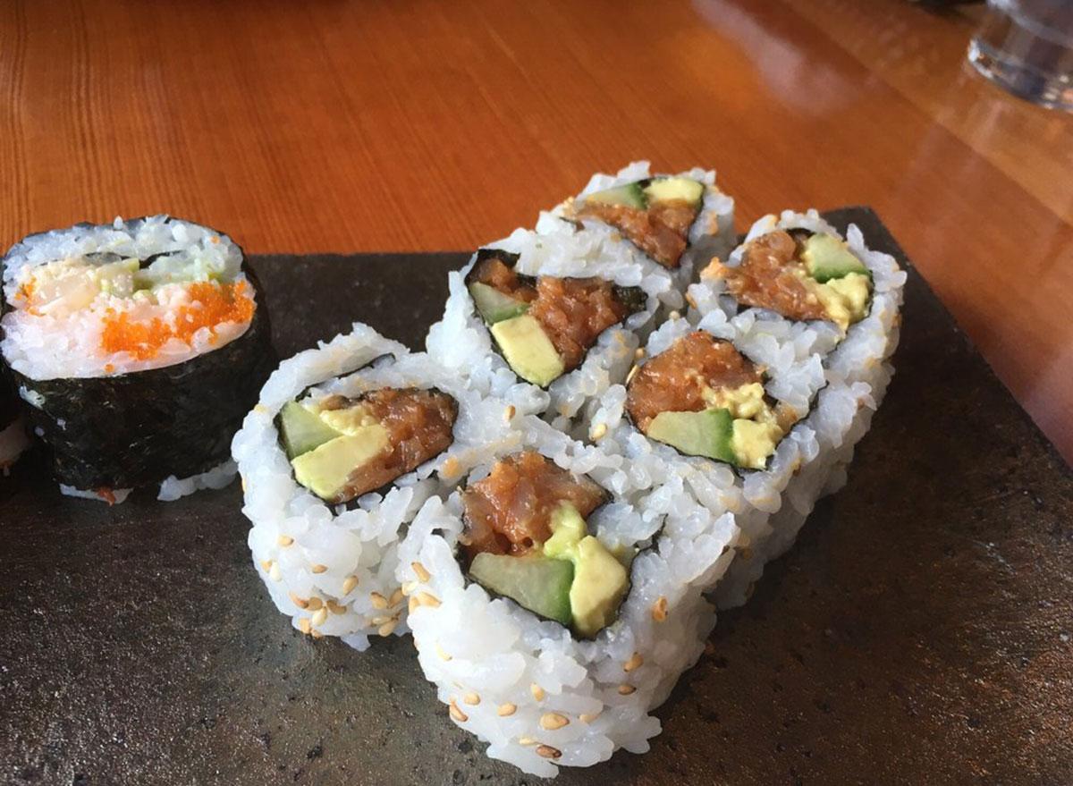 washington sushi kappo tamura